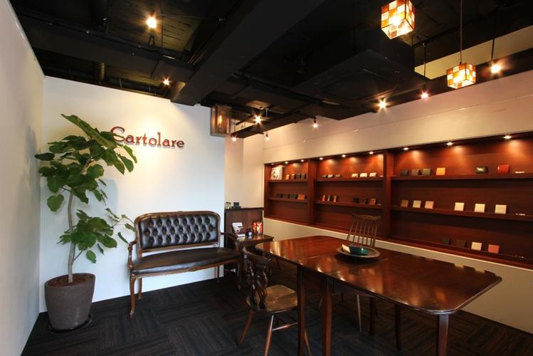 Cartolare Gallery&Store(カルトラーレ ギャラリー&ストア)をオープン。